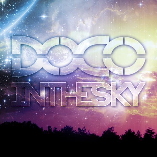 "DOCO ""In The Sky"" Album Cover Art"