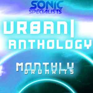 Urban Anthology Bundle (1-4)