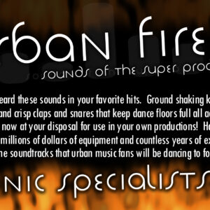 Sonic Specialists Urban Drum Kit Samples